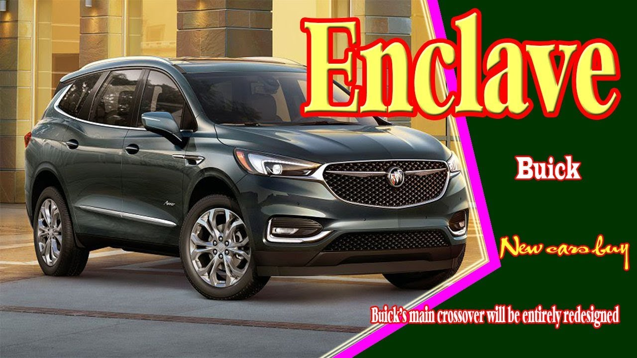 59 All New 2020 Buick Enclave Configurations