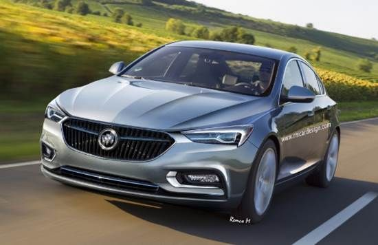 59 All New 2020 Buick Regal Review