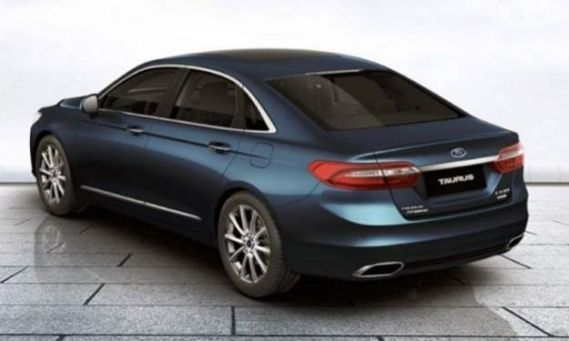 59 All New 2020 Ford Taurus Spy Redesign and Concept