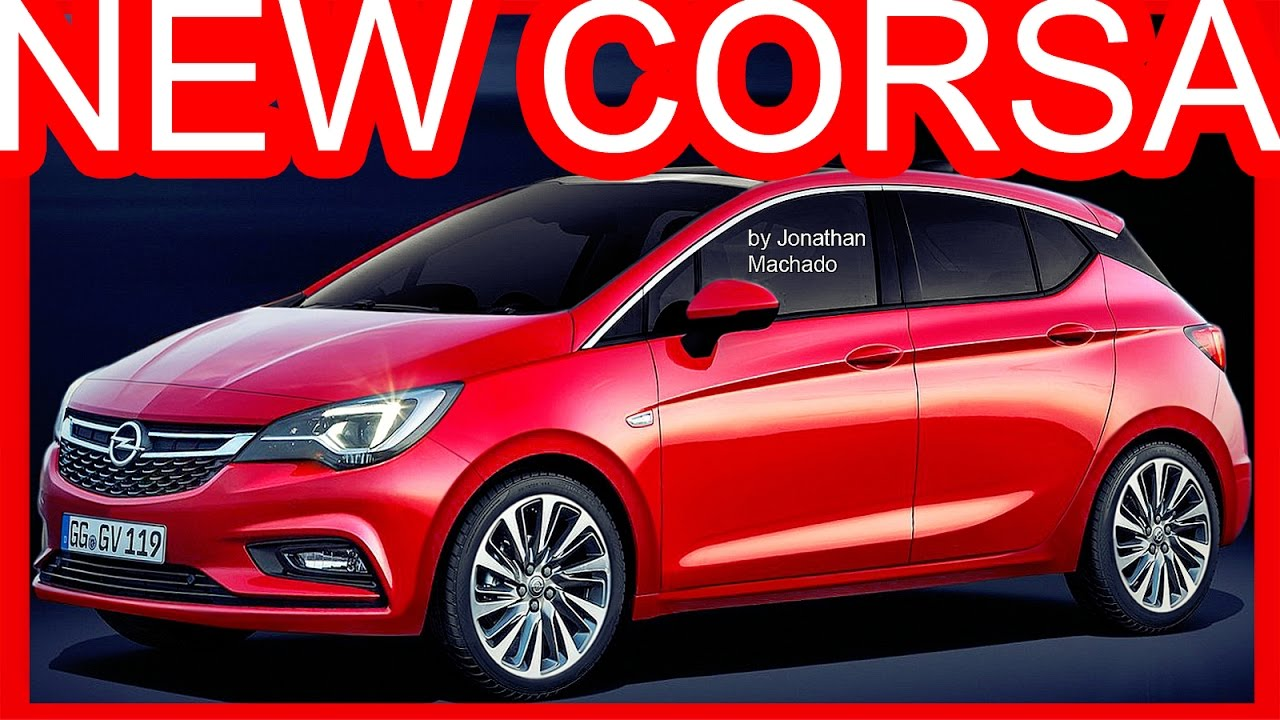 59 All New 2020 Opel Corsa Pictures