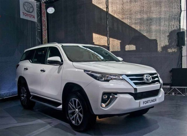 59 All New 2020 Toyota Fortuner Wallpaper