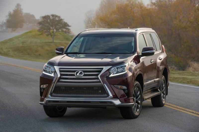 59 New 2019 Lexus Gx Redesign and Review