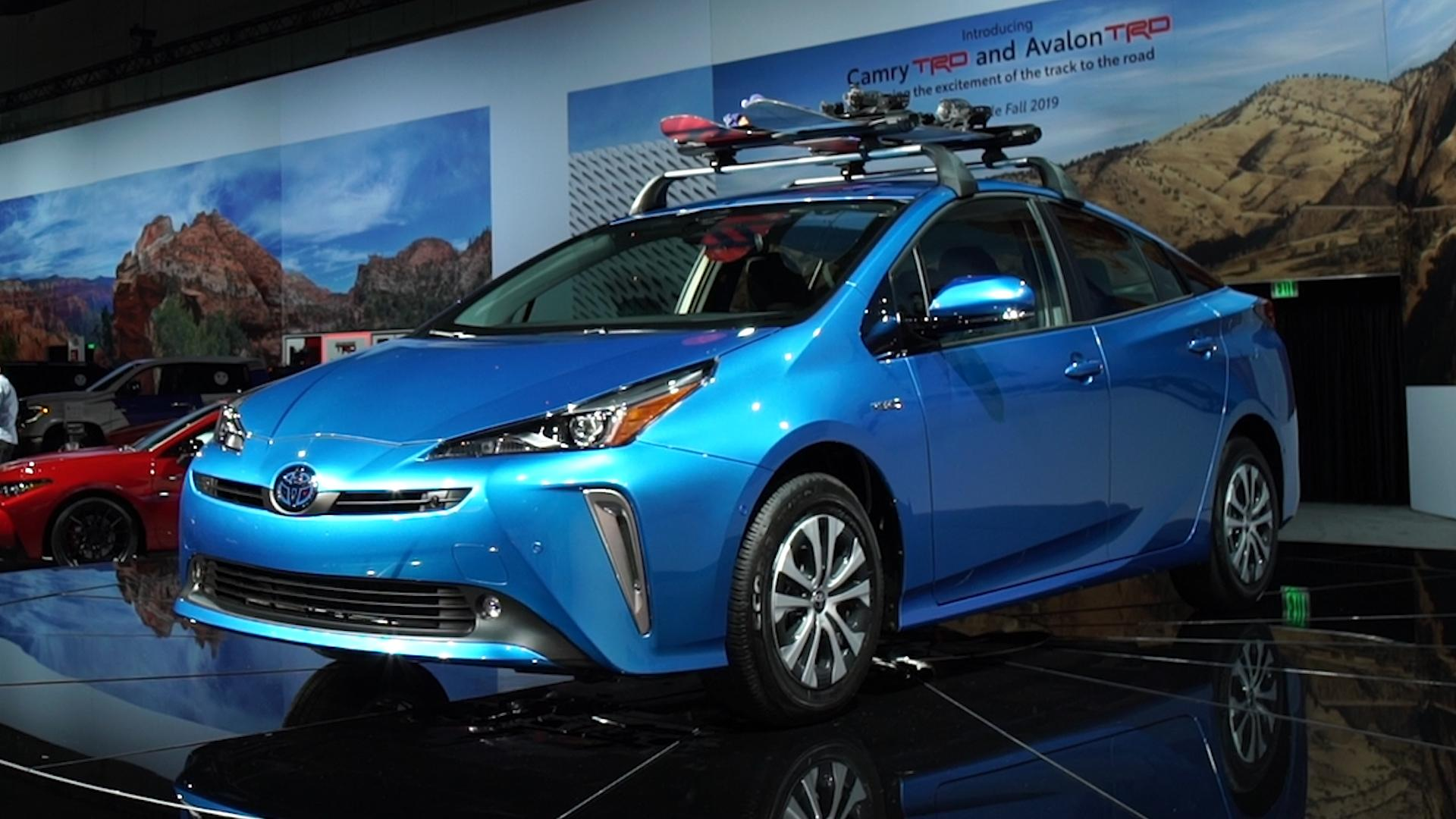 59 New 2019 Toyota Prius Pictures Spesification