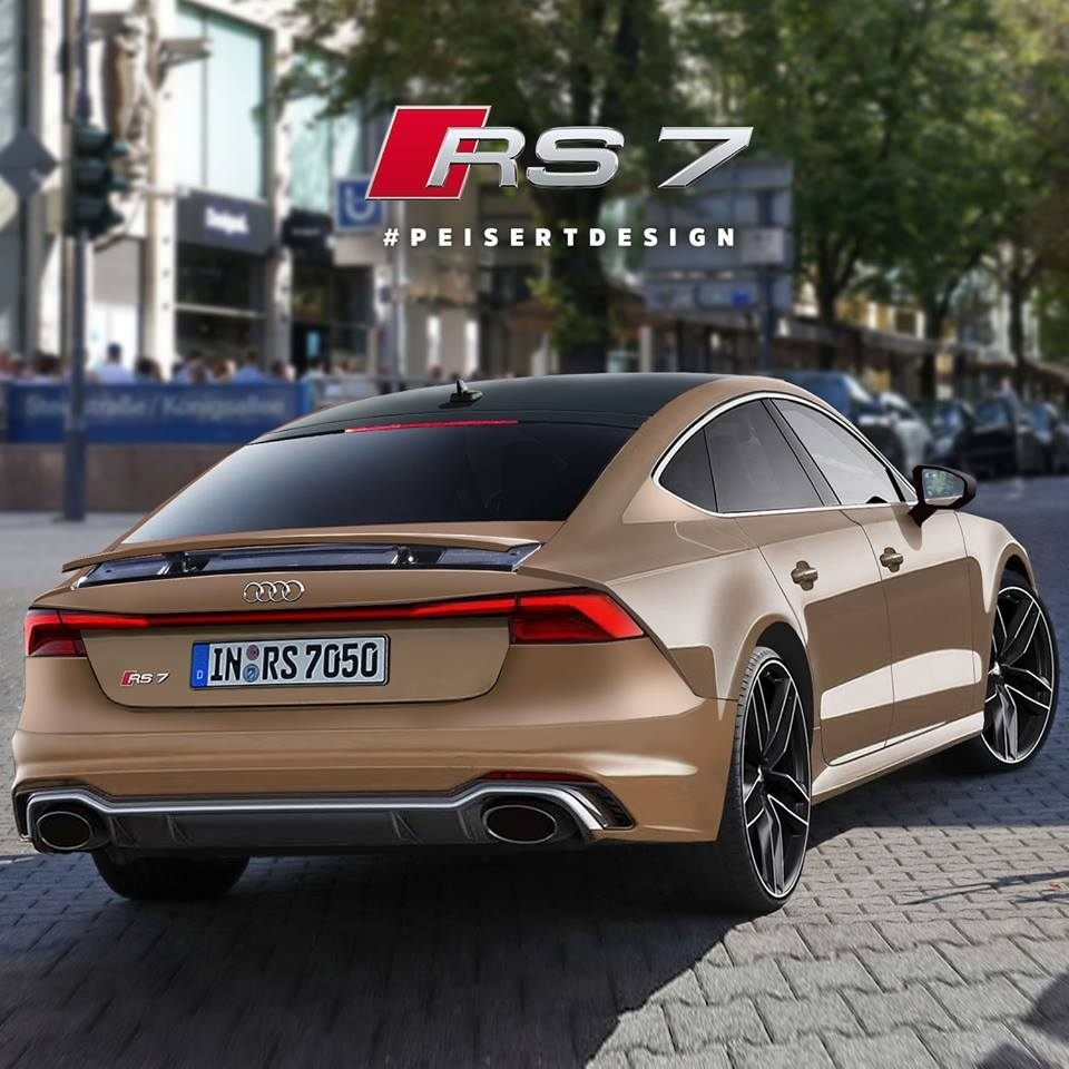 59 New 2020 All Audi A7 Concept