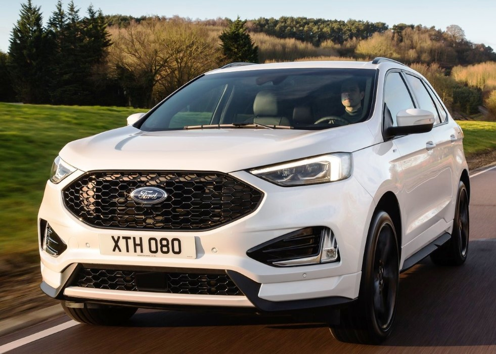 59 New 2020 Ford Edge New Review