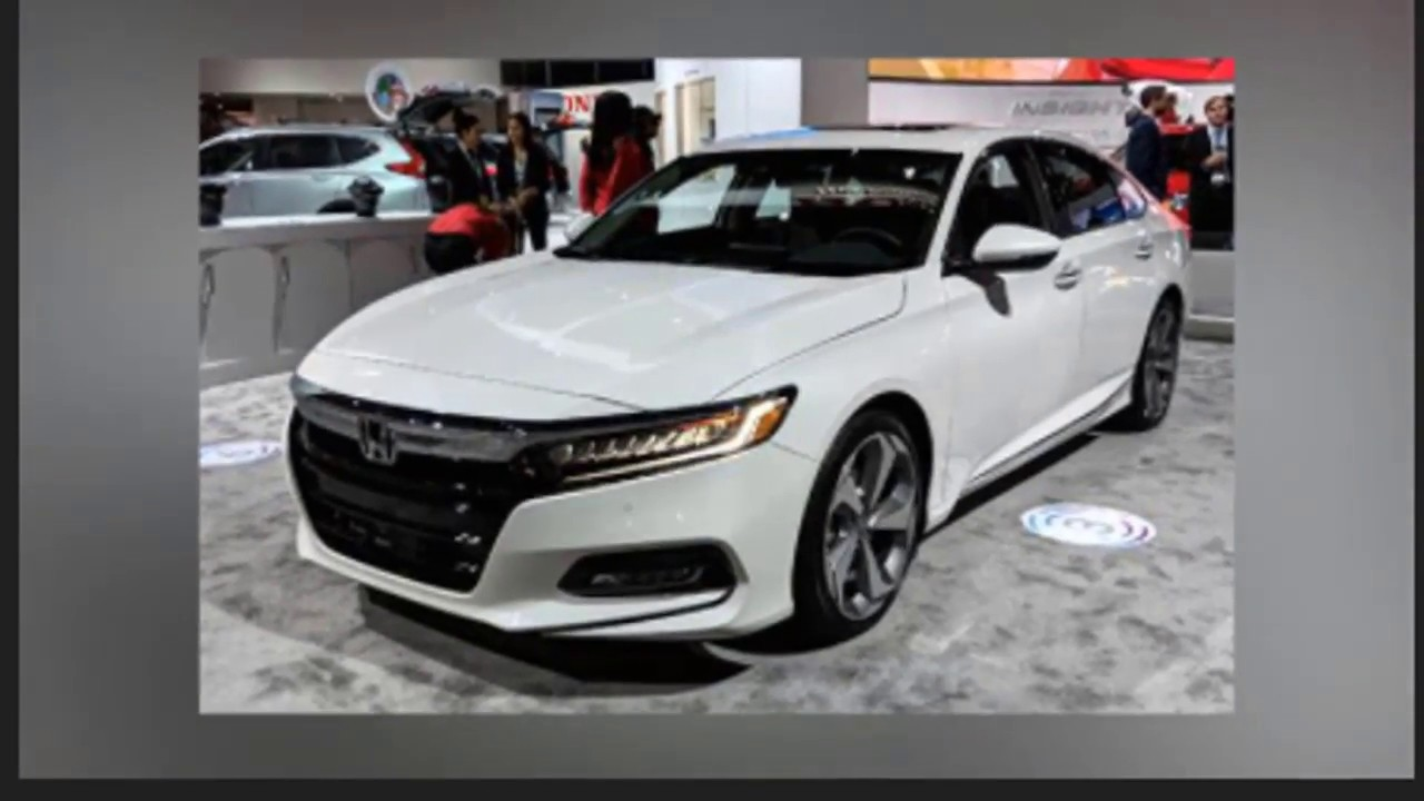 59 New 2020 Honda Accord Sport Images