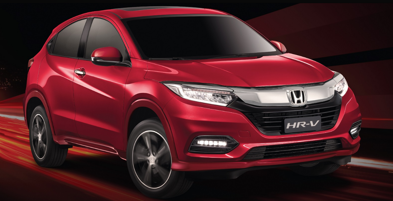 59 New 2020 Honda HR V Model