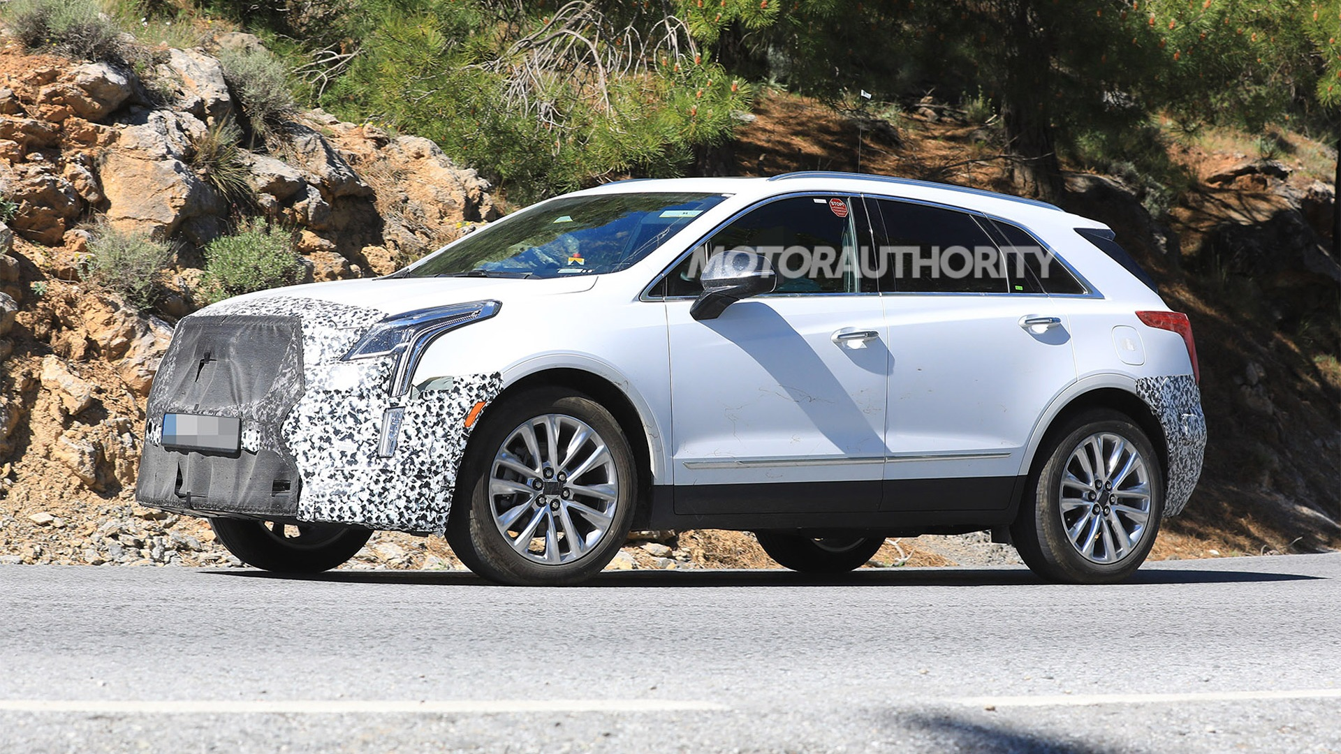 59 New 2020 Spy Shots Cadillac Xt5 Exterior and Interior