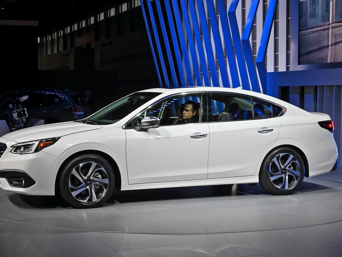 59 New 2020 Subaru Legacy Interior