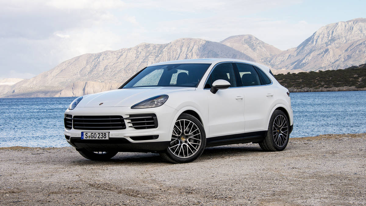 59 The 2019 Porsche Cayenne Turbo S Release Date and Concept