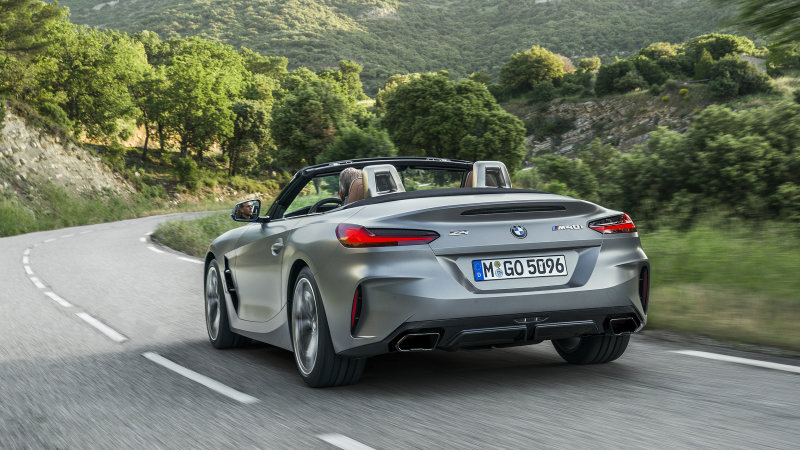 59 The 2020 BMW Z4 Price and Release date