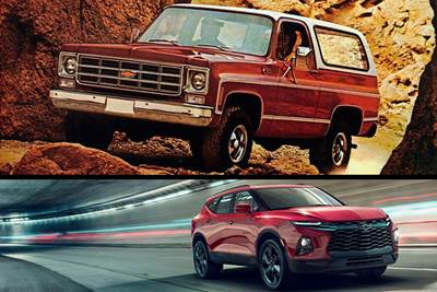 59 The 2020 Chevy K5 Blazer Redesign