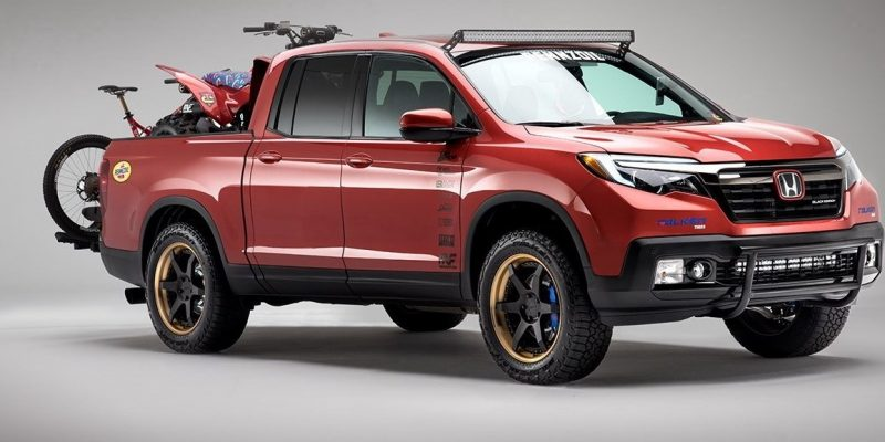 59 The 2020 Honda Ridgelineand Spy Shoot