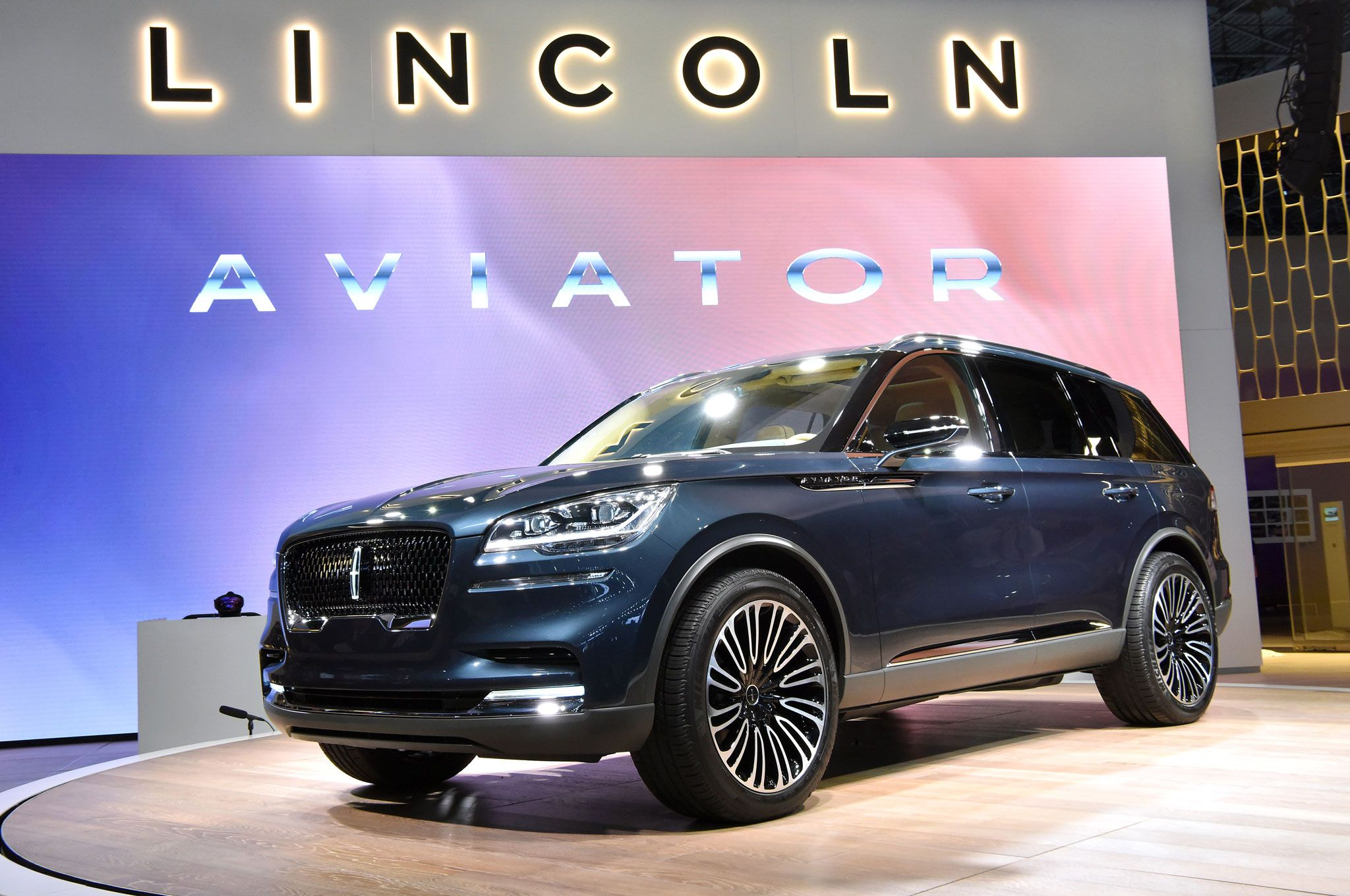 59 The 2020 Lincoln Navigator New Model and Performance