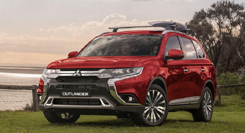 59 The 2020 Mitsubishi Outlander Redesign and Concept