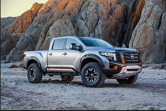 59 The 2020 Nissan Titan History