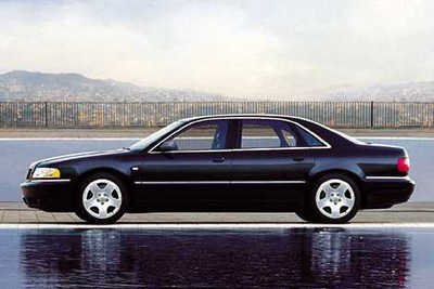 59 The Audi A8 Price