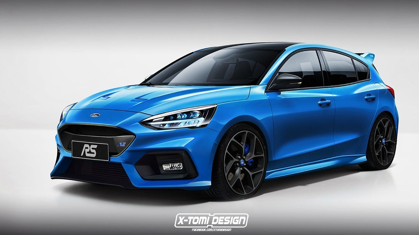 59 The Best 2019 Ford Fiesta St Rs New Concept