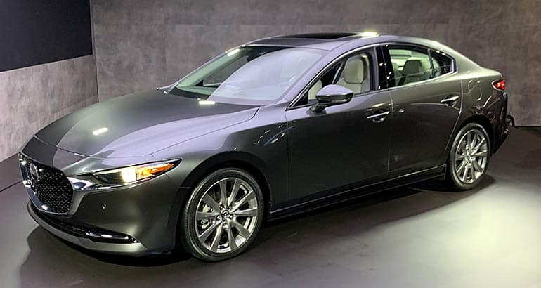 59 The Best 2019 Mazda 3 Sedan Release - Review Cars