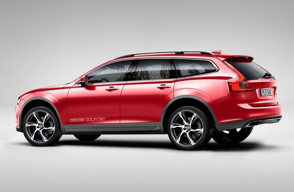 59 The Best 2019 Volvo Xc70 New Concept