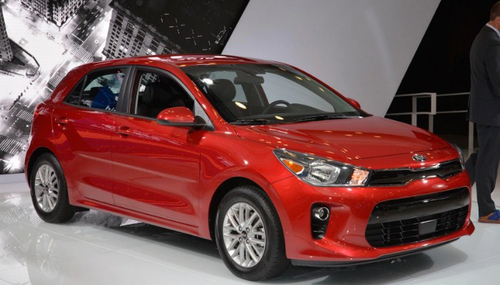 59 The Best 2020 All Kia Rio Interior