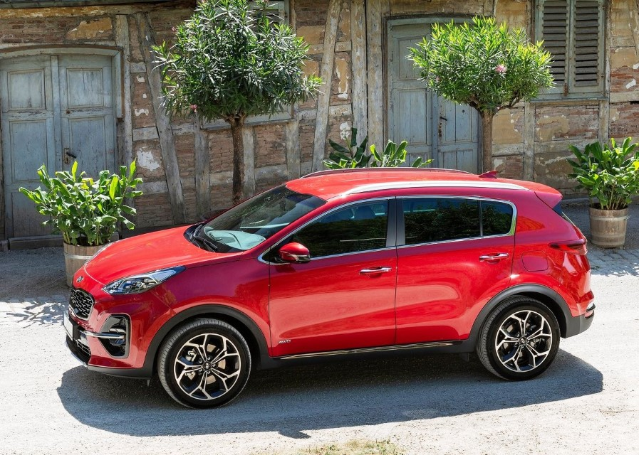 59 The Best 2020 Kia Sportage Review Release Date and Concept