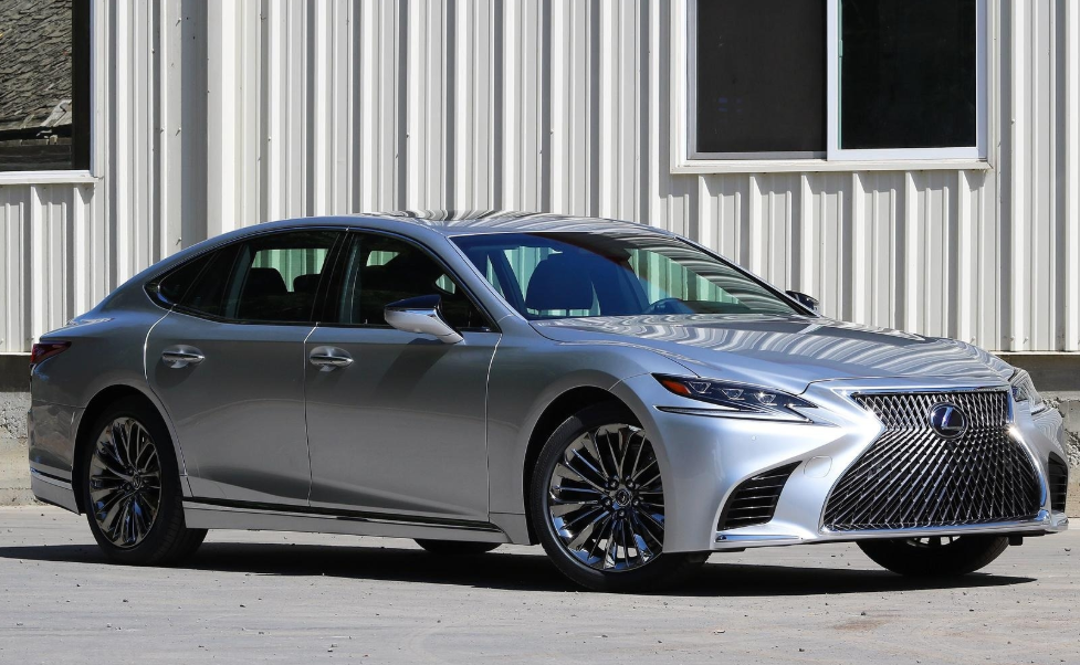 59 The Best 2020 Lexus LS Spy Shoot