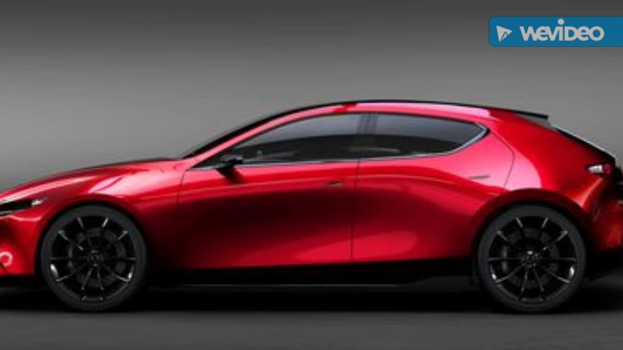 59 The Best 2020 Mazda 3 Redesign