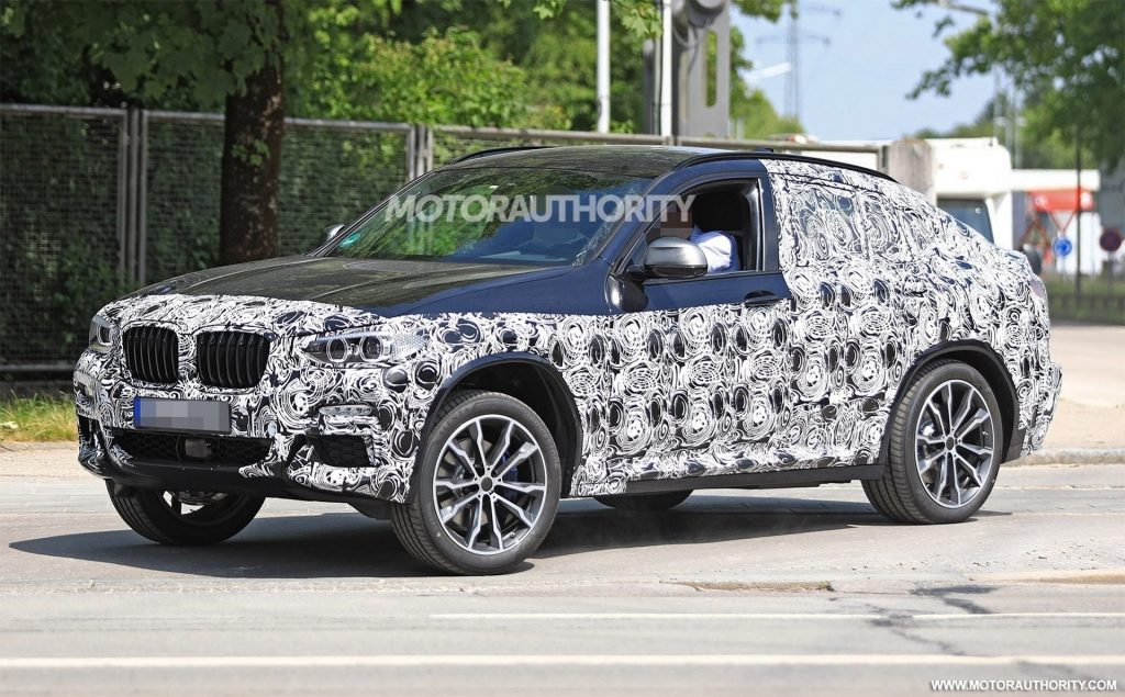 59 The Best 2020 Next Gen BMW X5 Suv Spy Shoot