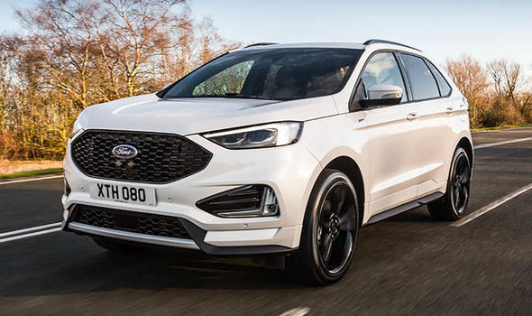 59 The Best Ford Edge New Design Price and Review
