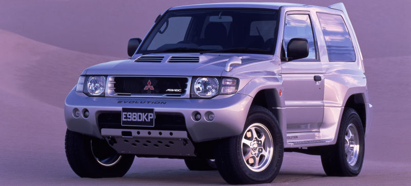 59 The Best Mitsubishi Pajero Interior