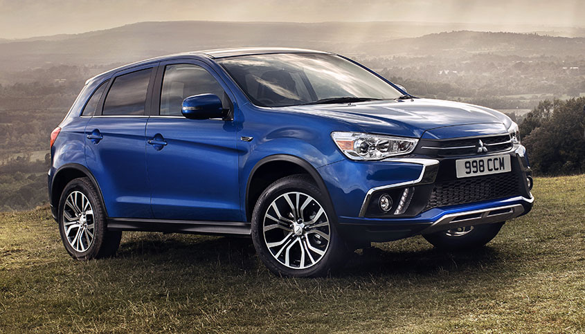 59 The Mitsubishi Asx Spesification