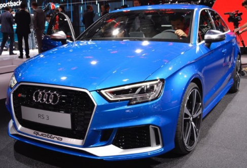 60 A 2020 Audi RS3 Prices