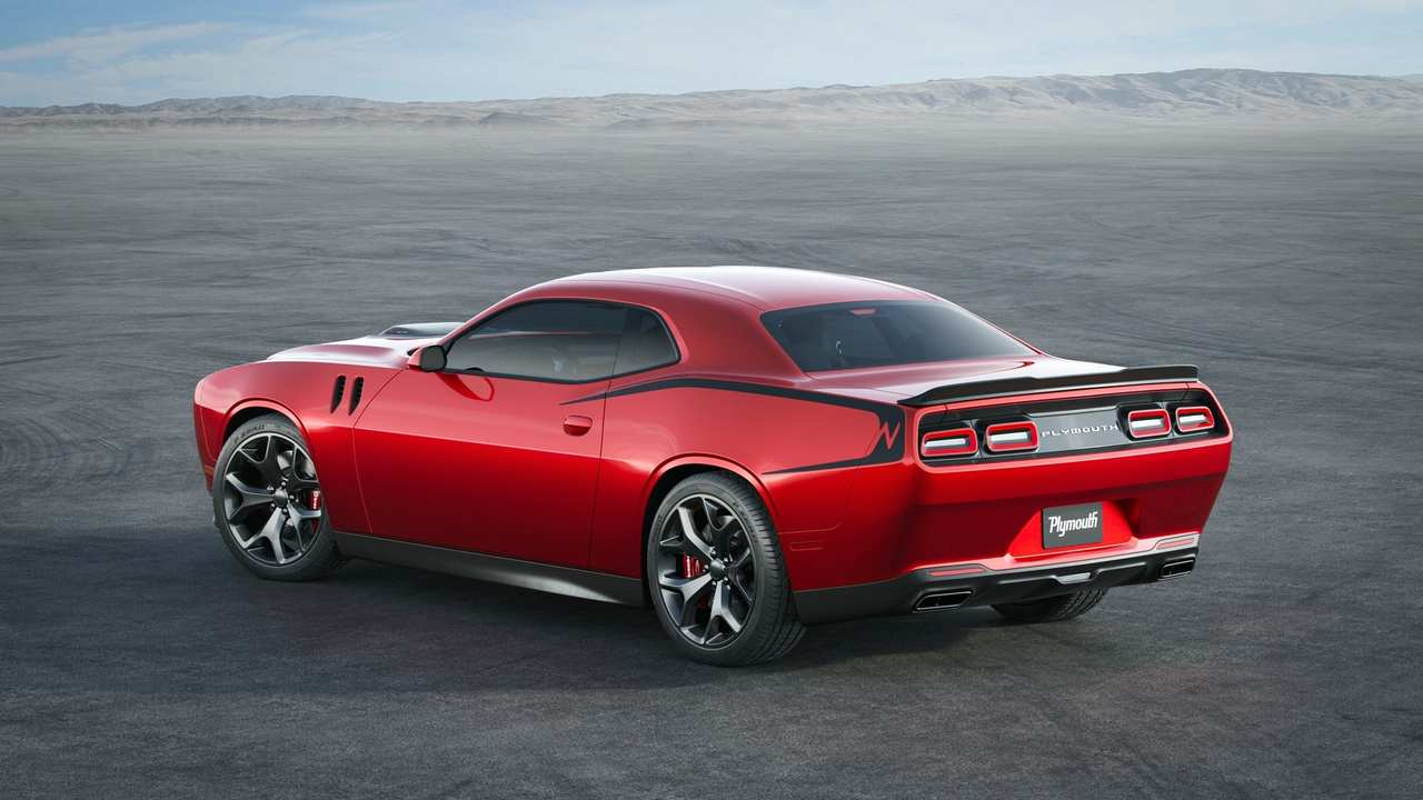60 A 2020 Plymouth Barracuda Release Date and Concept
