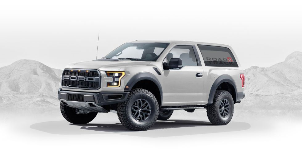 60 All New 2019 Ford Svt Bronco Raptor Redesign