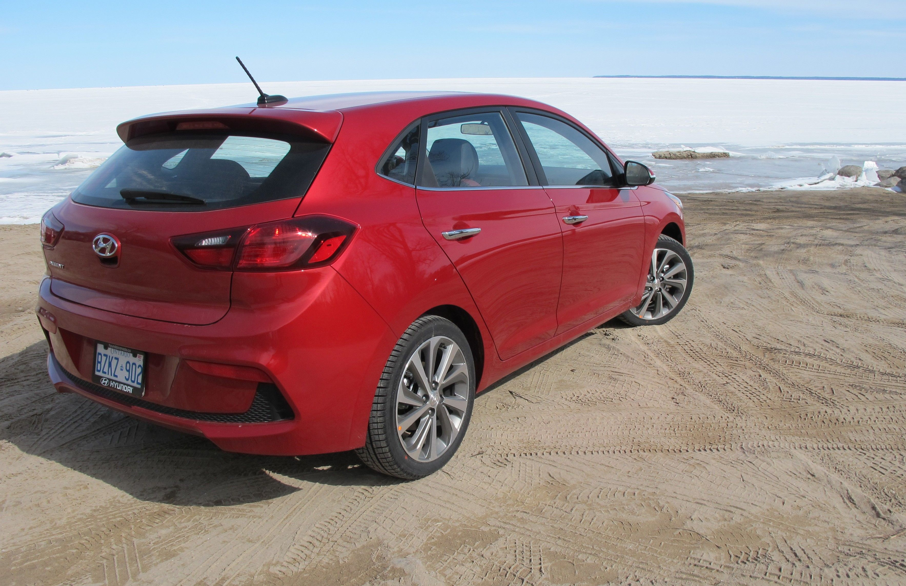 60 All New 2019 Hyundai Accent Hatchback Review