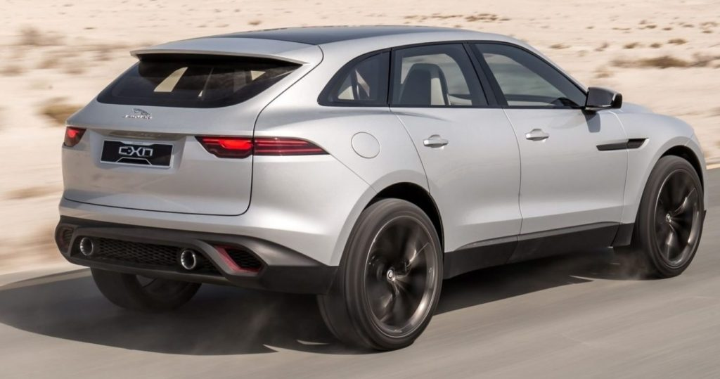 60 All New 2020 Jaguar Xq Crossover Redesign and Review