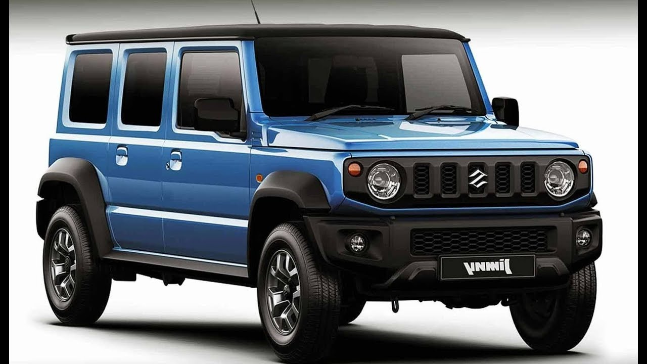 60 All New 2020 Suzuki Jimny Spy Shoot