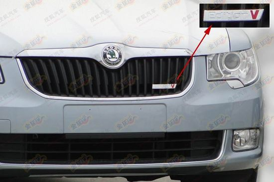 60 All New Spy Shots Skoda Superb New Model and Performance