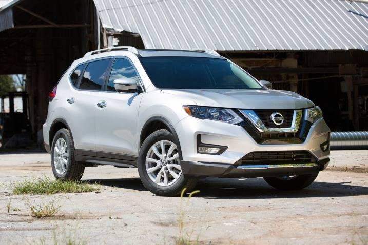 60 Best 2019 Nissan Rogue Hybrid Price Design and Review