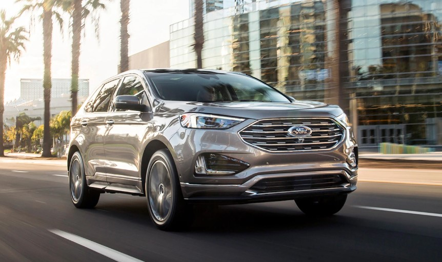 60 Best 2020 Ford Edge New Design Configurations