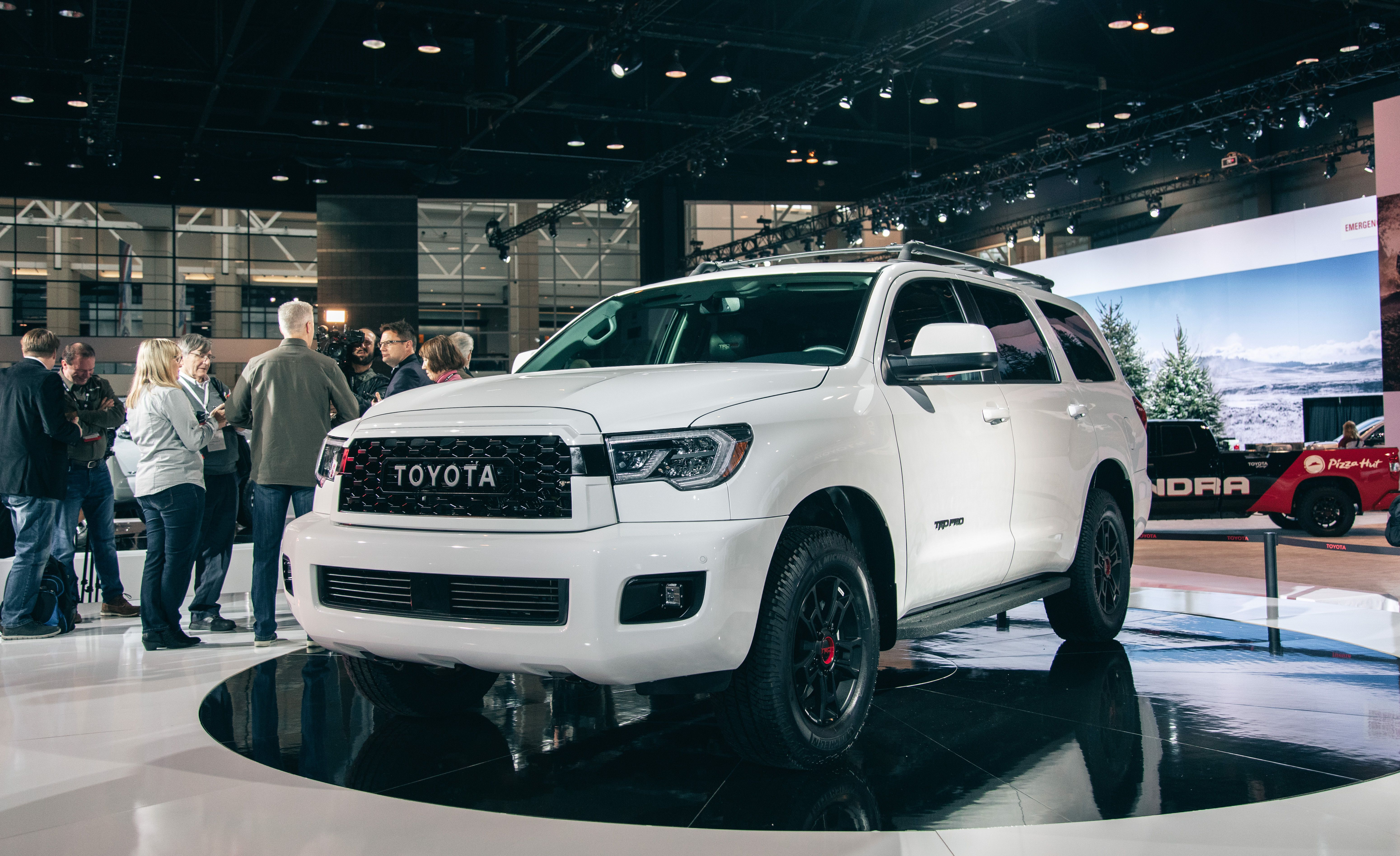 60 Best 2020 Toyota Sequoia Specs and Review