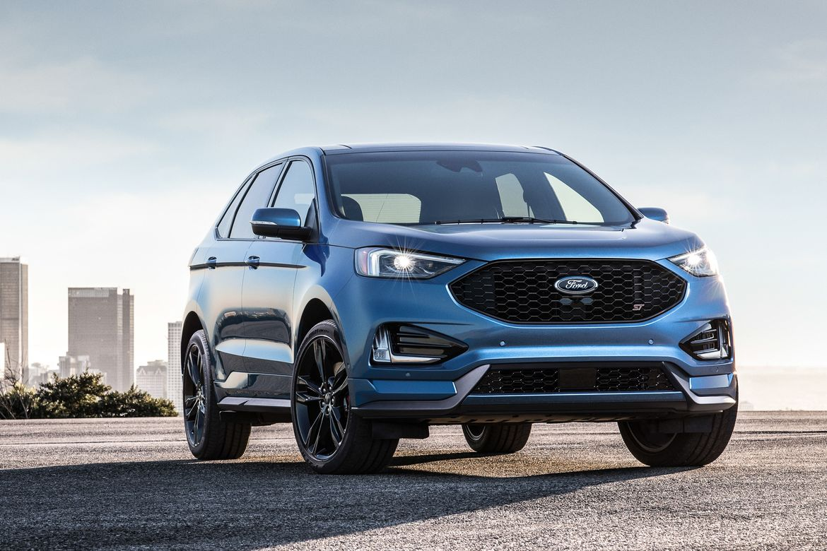 60 New 2019 Ford Edge New Design Price
