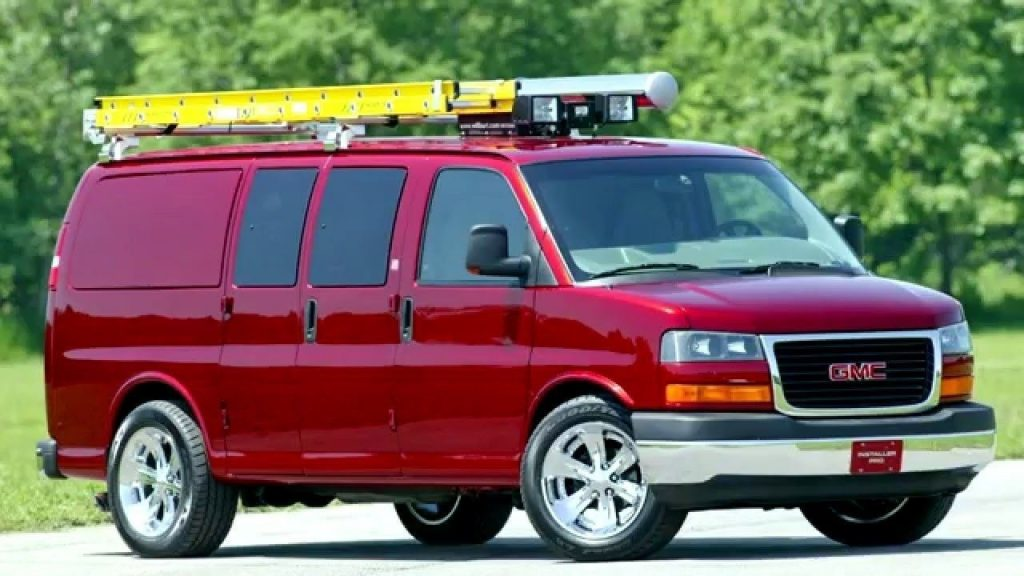 60 New 2020 GMC Savana Spesification