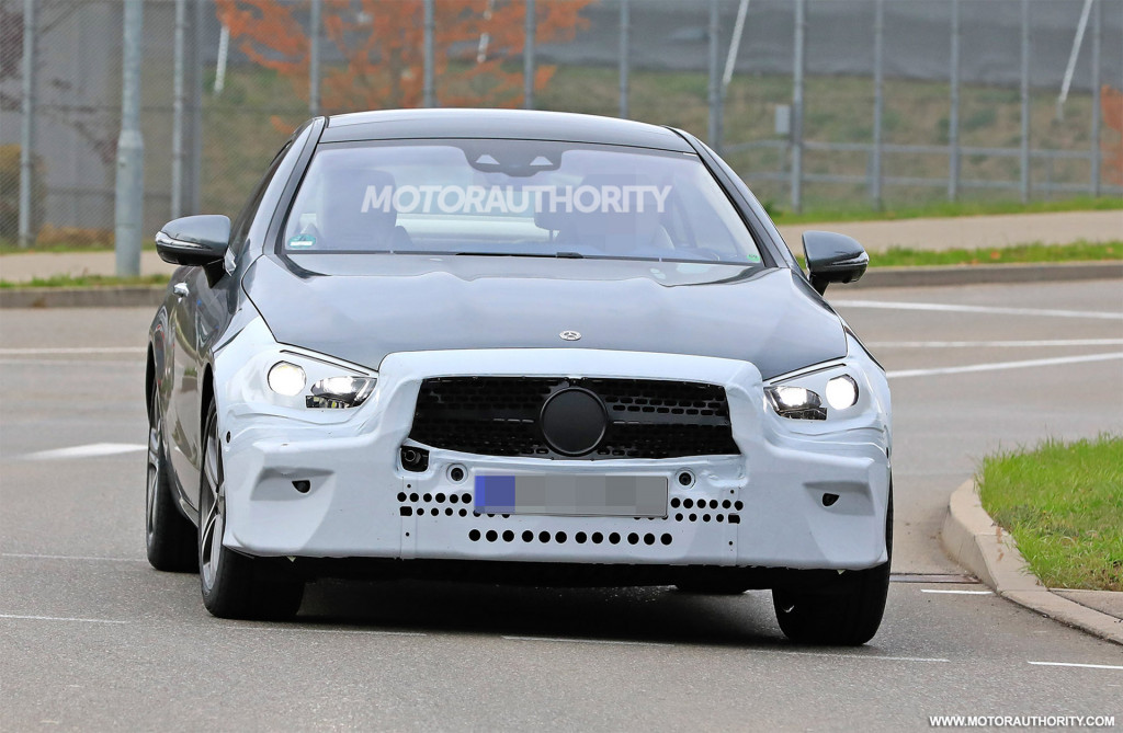 60 New Spy Shots Mercedes E Class Redesign and Review