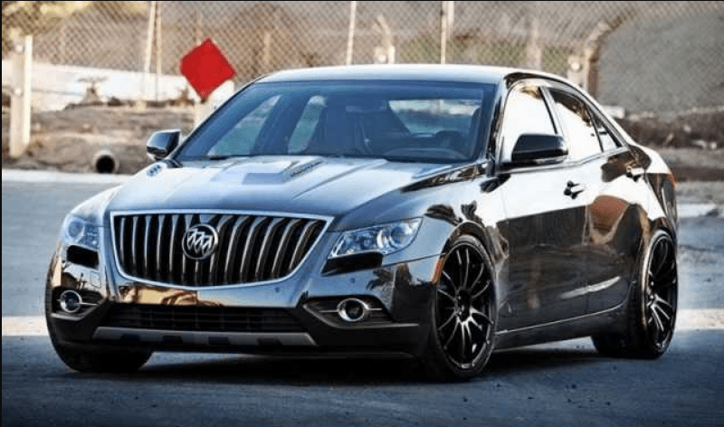 60 The 2019 Buick Grand National Gnx Configurations