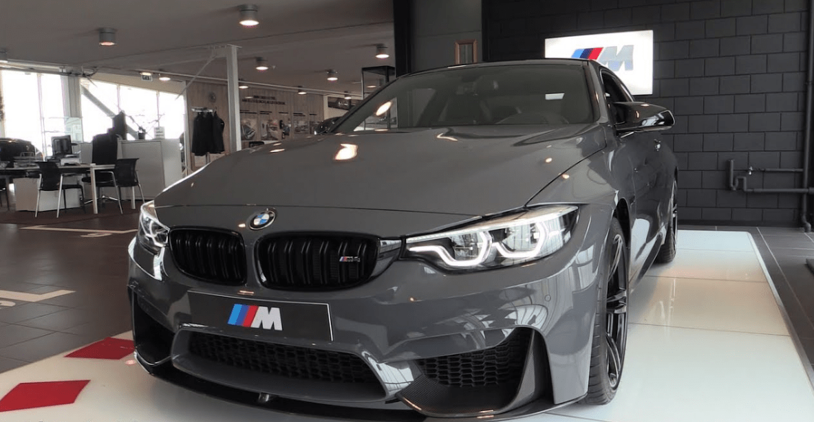 60 The 2020 BMW M4 Review