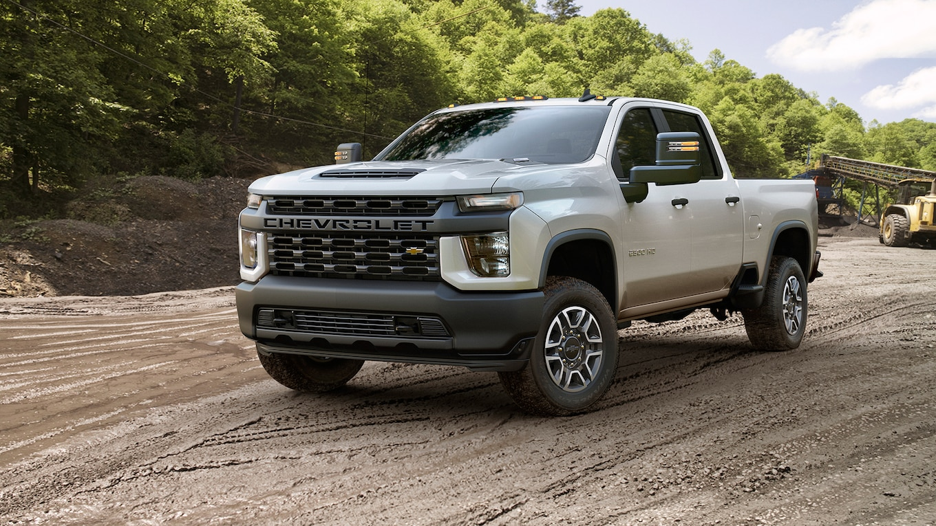 60 The 2020 Chevy Silverado 1500 2500 History