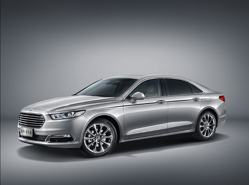 60 The 2020 Ford Taurus Spy Overview
