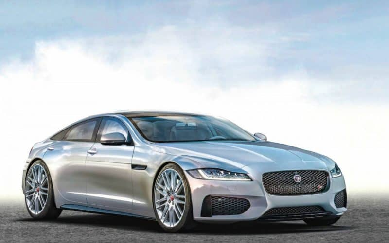 60 The 2020 Jaguar XJ Research New
